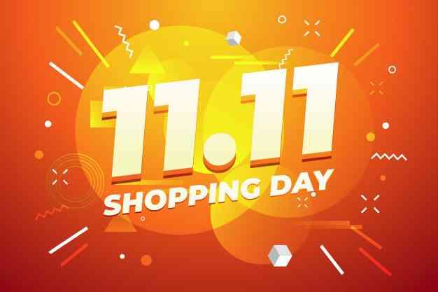 11.11 Sale 2021