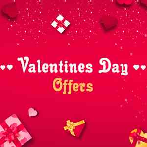 Valentine's Day Offers 2021