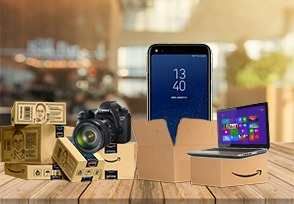 Amazon | Enjoy Upto 40% + Extra 15% OFF Mobiles, Laptops, Home Appliances, Smart Watches, Cameras, TVs & More