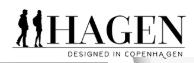 Hagen bags